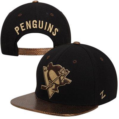 Zephyr Kšiltovka Pittsburgh Penguins Copperhead