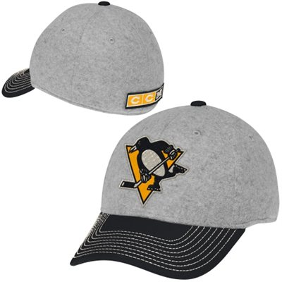 CCM Kšiltovka Pittsburgh Penguins Winter Classic Structured Spin Velikost: L/XL
