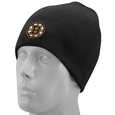 Reebok NHL čepice Boston Bruins Basic Logo Scully