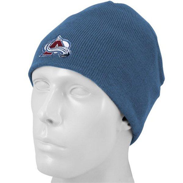 Reebok NHL čepice Colorado Avalanche Basic Logo Scully - modrá