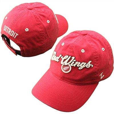 Zephyr NHL kšiltovka Detroit Red Wings Pledge Washed