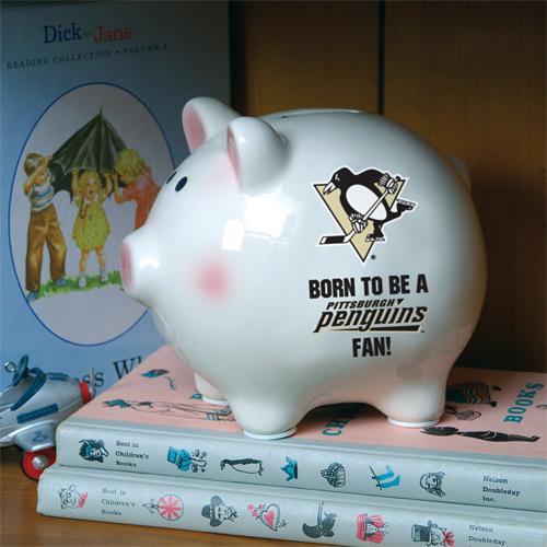 Memory Company Prasátko - Pittsburgh Penguins