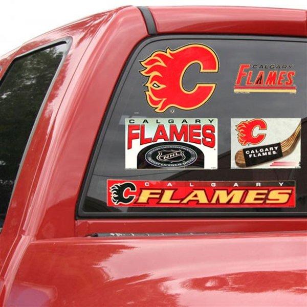 Rico Samolepky - Calgary Flames