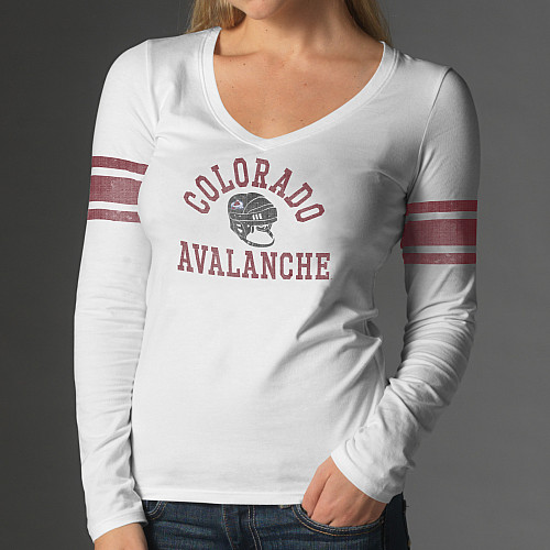 '47 Brand Tričko - Homerun - Colorado Avalanche - dámské Velikost: S