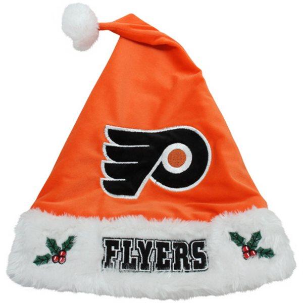 Vánoční čepice Philadelphia Flyers