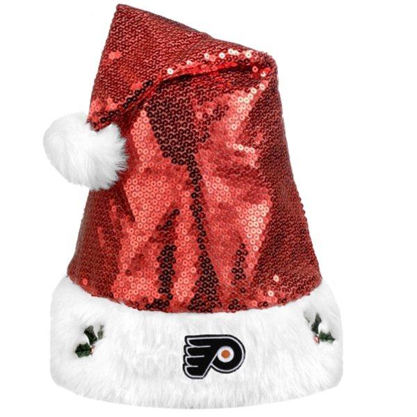 Vánoční čepice Philadelphia Flyers 2