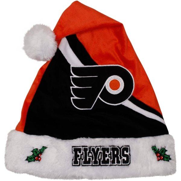 Vánoční čepice Philadelphia Flyers 3