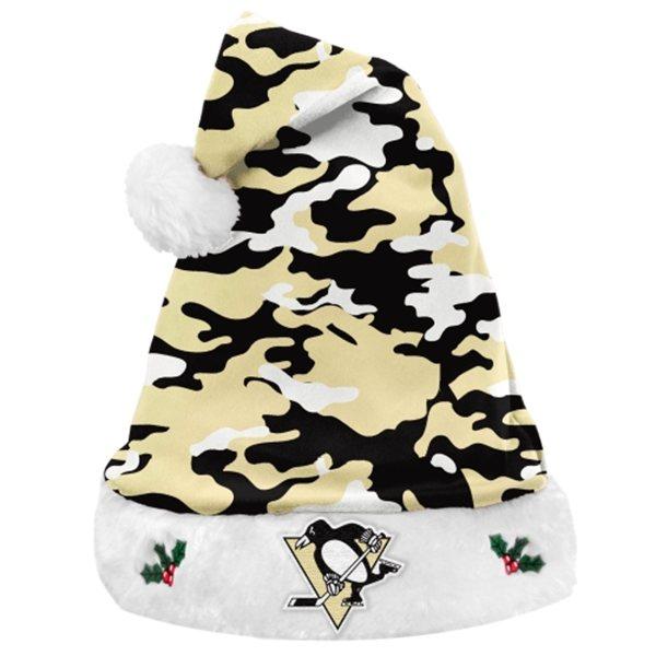 Vánoční čepice Pittsburgh Penguins 4