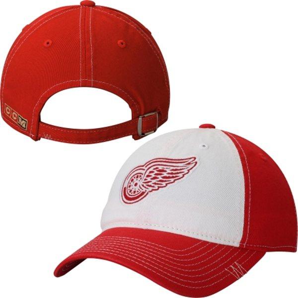CCM Dětská kšiltovka Detroit Red Wings Vintage Slouch
