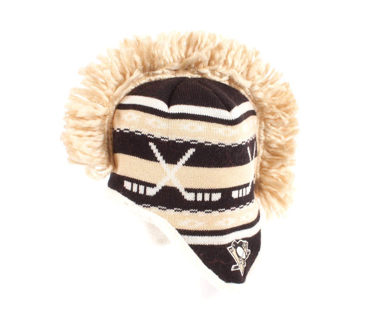 Reebok Čepice Pittsburgh Penguins Mohawk