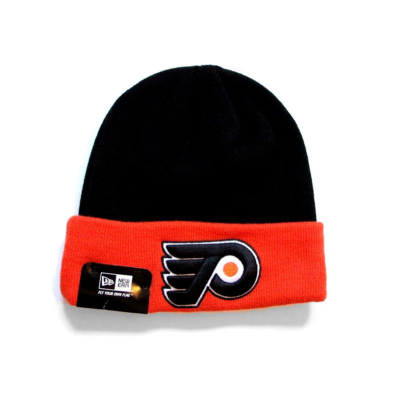 New Era Čepice Philadelphia Flyers contrast cuffed