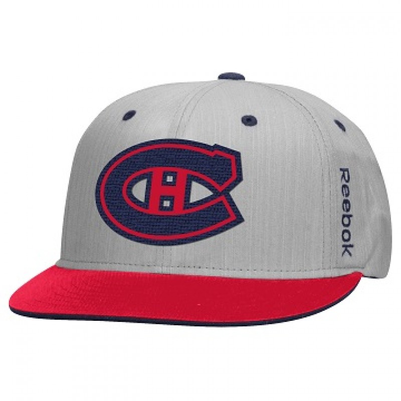Reebok Kšiltovka Montreal Canadiens Center Ice Snapback