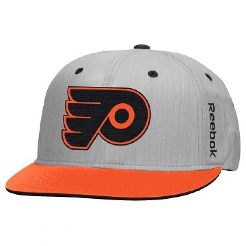 Reebok Kšiltovka Philadelphia Flyers Center Ice Snapback