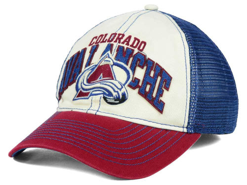 Reebok Kšiltovka Colorado Avalanche Felt Mesh Slouch Cap Velikost: S/M