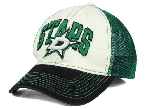 Reebok Kšiltovka Dallas Stars Felt Mesh Slouch Cap Velikost: L/XL