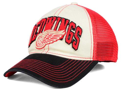 Reebok Kšiltovka Detroit Red Wings Felt Mesh Slouch Cap Velikost: S/M