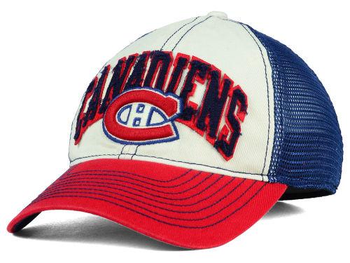 Reebok Kšiltovka Montreal Canadiens Felt Mesh Slouch Cap Velikost: L/XL