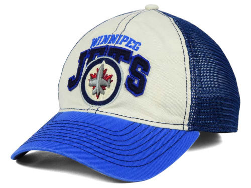 Reebok Kšiltovka Winnipeg Jets Felt Mesh Slouch Cap Velikost: S/M