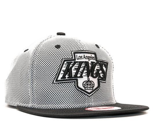 New Era Kšiltovka Los Angeles Kings 9FIFTY Nylon Mesh Snapback Velikost: M/L
