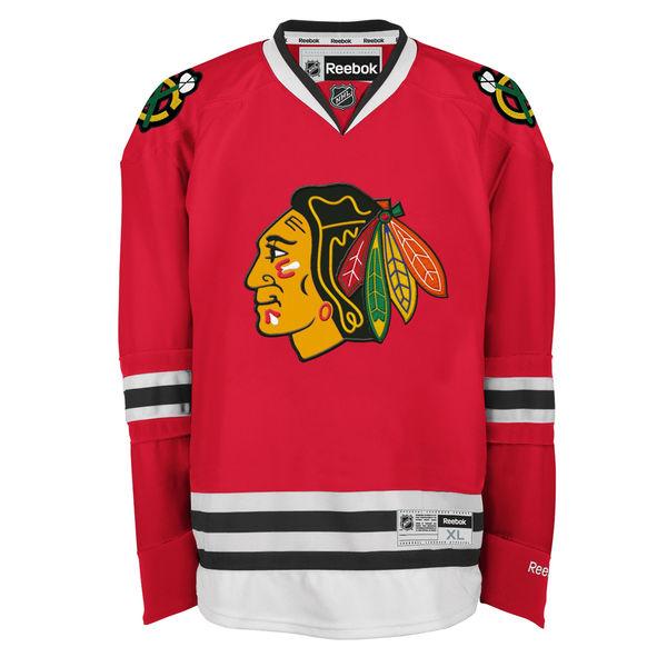 Reebok Dres Chicago Blackhawks Premier Jersey Home Velikost: XXL, Distribuce: Kanada