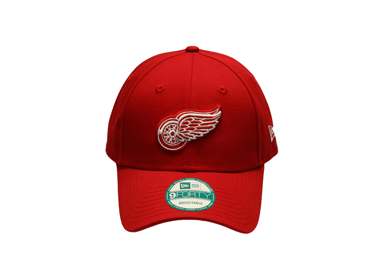 Dětská kšiltovka Detroit Red Wings New Era The League 9Forty