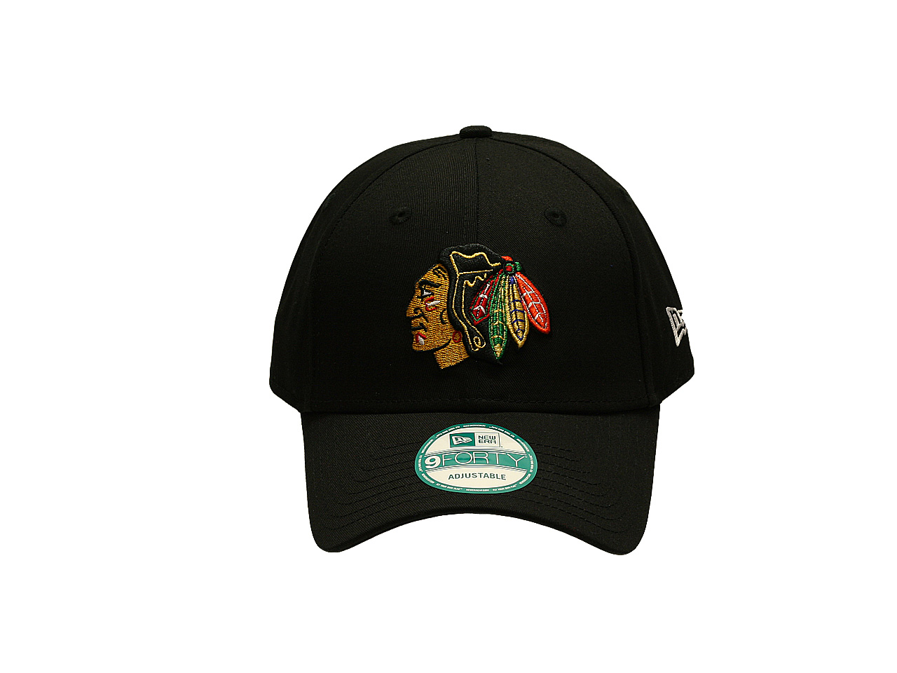 Dětská kšiltovka Chicago Blackhawks New Era The League 9Forty