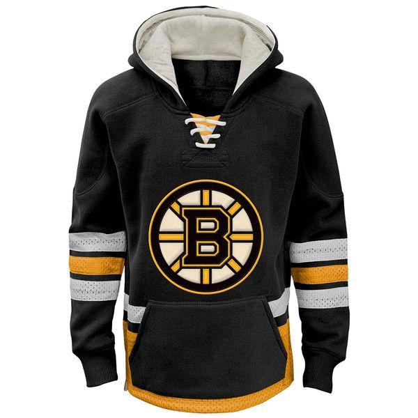 Reebok Dětská mikina Boston Bruins Retro Skate Velikost: L