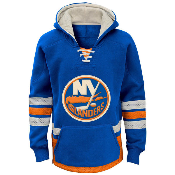 Reebok Dětská mikina New York Islanders Retro Skate Velikost: XL