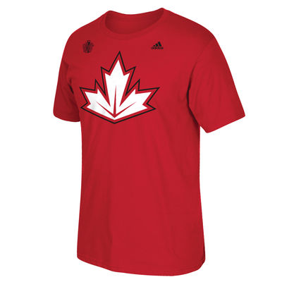Adidas Tričko Team Canada Světový Pohár 2016 Velikost: XL