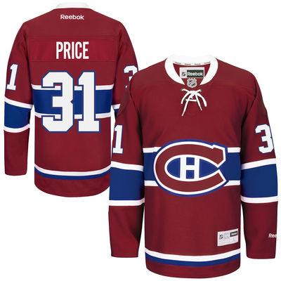 Reebok Dres Carey Price #31 Montreal Canadiens Premier Jersey Home Velikost: S
