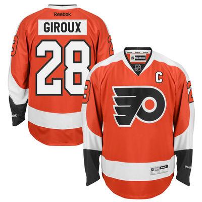 Reebok Dres Claude Giroux #28 Philadelphia Flyers Premier Jersey Home Velikost: S