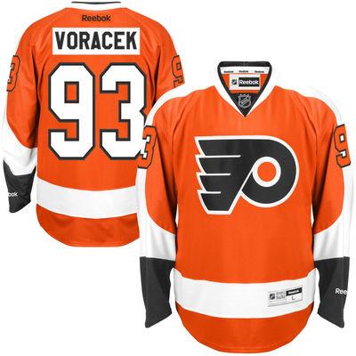 Reebok Dres Jakub Voráček #93 Philadelphia Flyers Premier Jersey Home Velikost: S