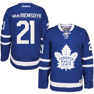 Reebok Dres James Van Riemsdyk #21 Toronto Maple Leafs Premier Jersey Home Velikost: S