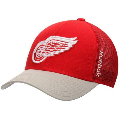 Reebok Kšiltovka Detroit Red Wings Center Ice Travel & Training