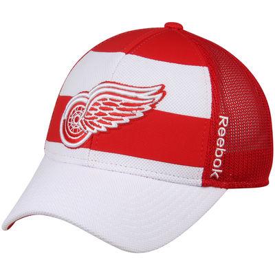 Reebok Kšiltovka Detroit Red Wings Face Off Trucker 2016