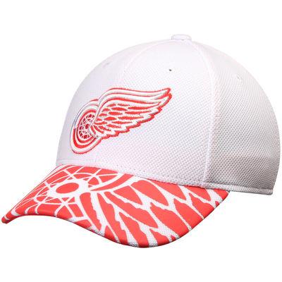 Reebok Dětská Kšiltovka Detroit Red Wings Face Off Draft Flex