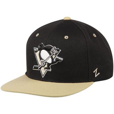 Kšiltovka Pittsburgh Penguins Zephyr Z11 Snapback černá