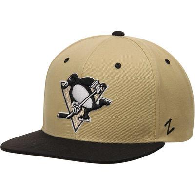 Kšiltovka Pittsburgh Penguins Zephyr Z11 Snapback béžová