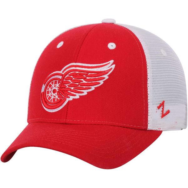 Kšiltovka Detroit Red Wings Zephyr Basic Trucker