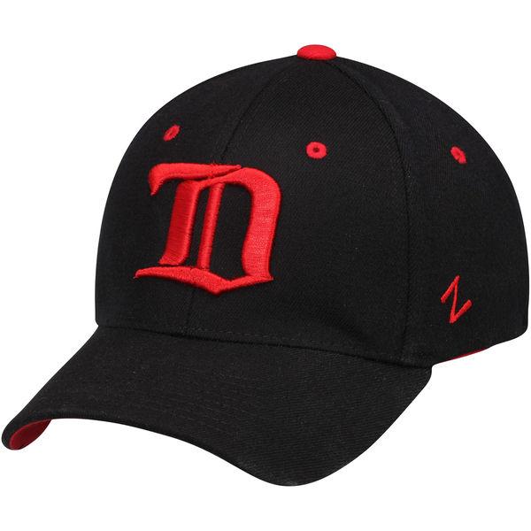 Kšiltovka Detroit Red Wings Zephyr Breakaway Flex Alternate Logo černá Velikost: S
