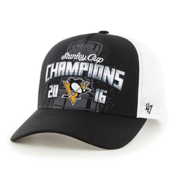 Kšiltovka Pittsburgh Penguins 2016 Stanley Cup Champions Locker Room