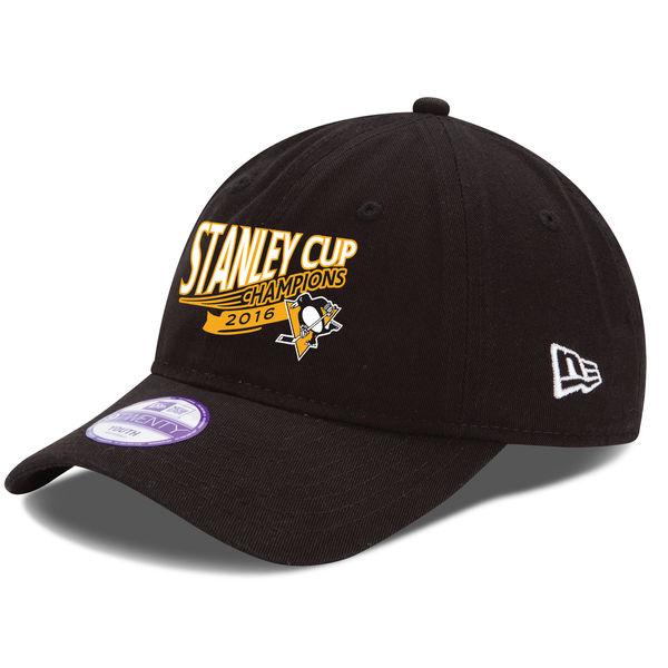 Dětská kšiltovka Pittsburgh Penguins 2016 Stanley Cup Champions 9TWENTY