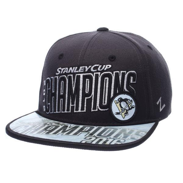 Kšiltovka Pittsburgh Penguins 2016 Stanley Cup Champions Snapback