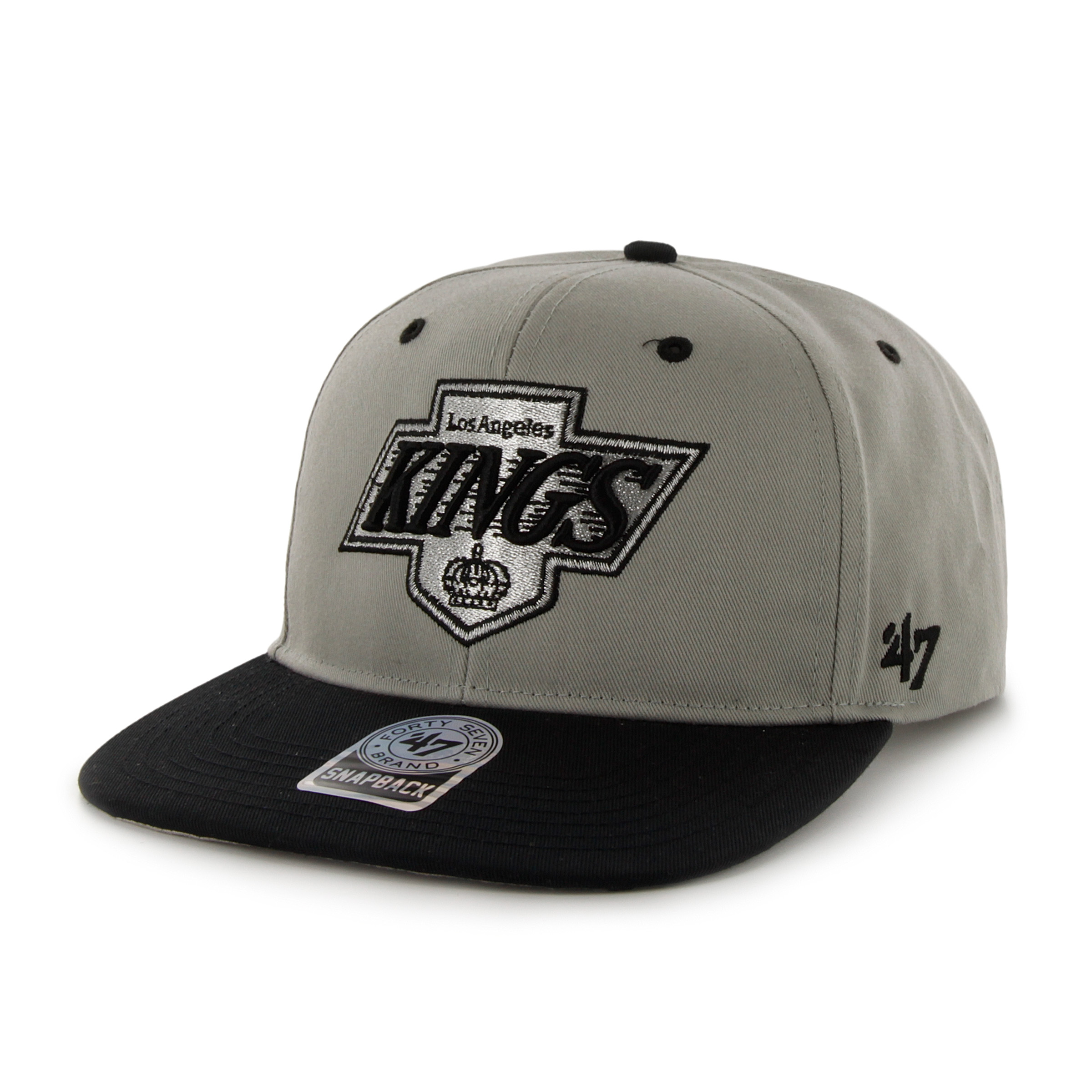 47 Brand Kšiltovka Los Angeles Kings Two Tone Snapback