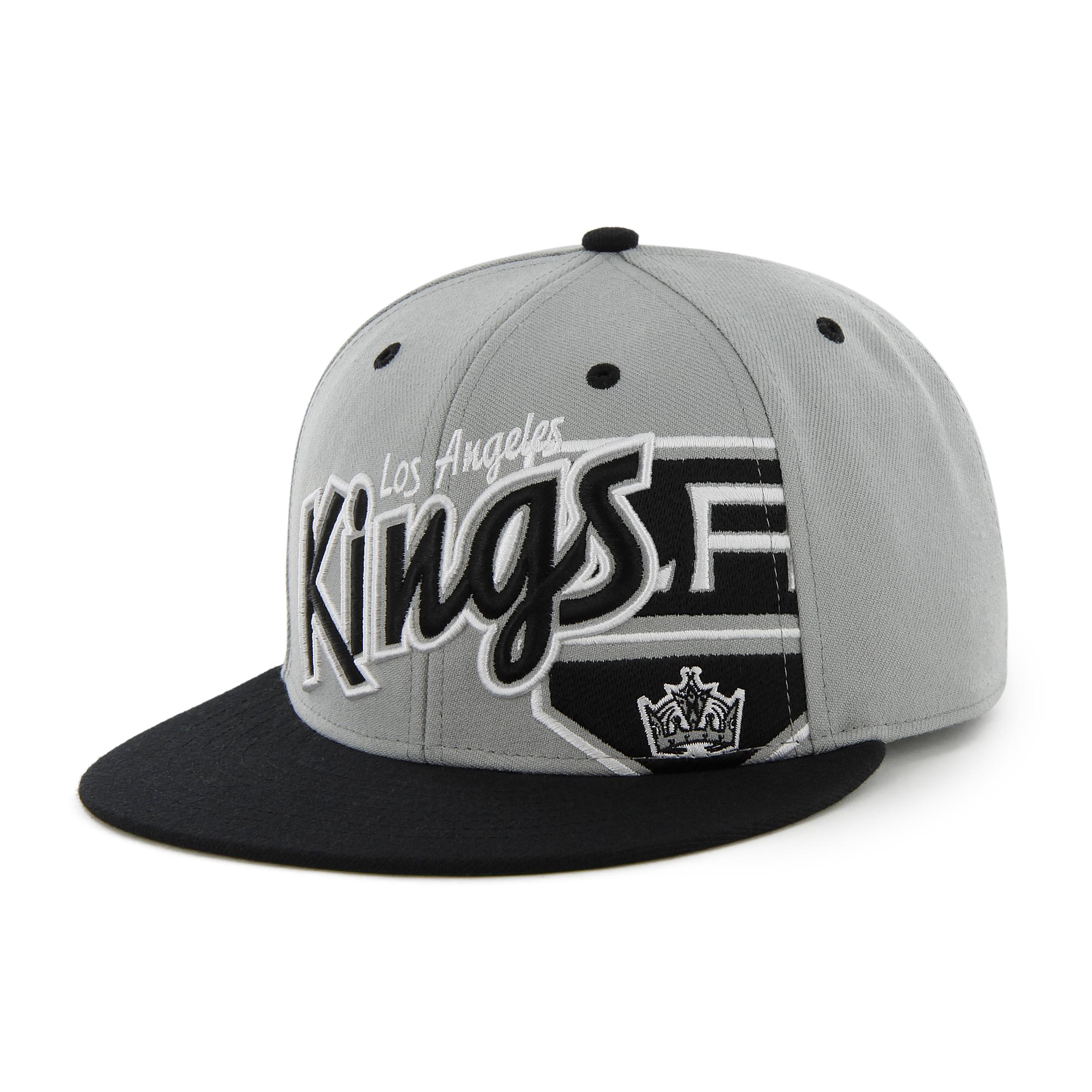 47 Brand Kšiltovka Los Angeles Kings Underglow Snapback