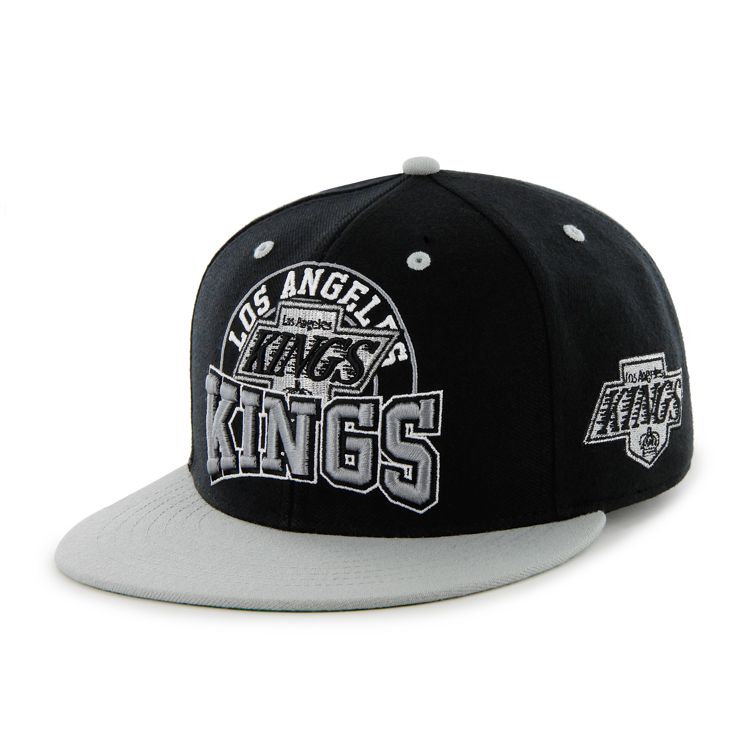 47 Brand Kšiltovka Los Angeles Kings Boost II Snapback