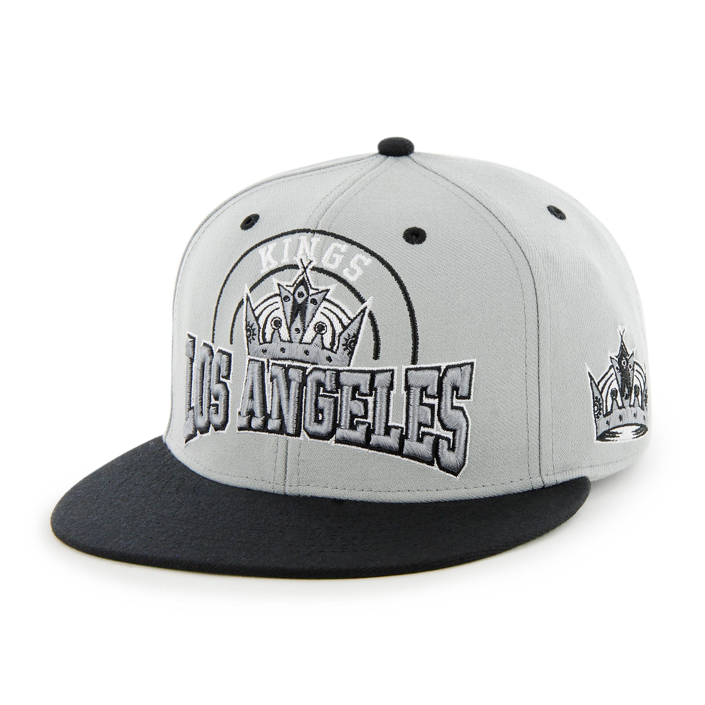 47 Brand Kšiltovka Los Angeles Kings Boost Snapback