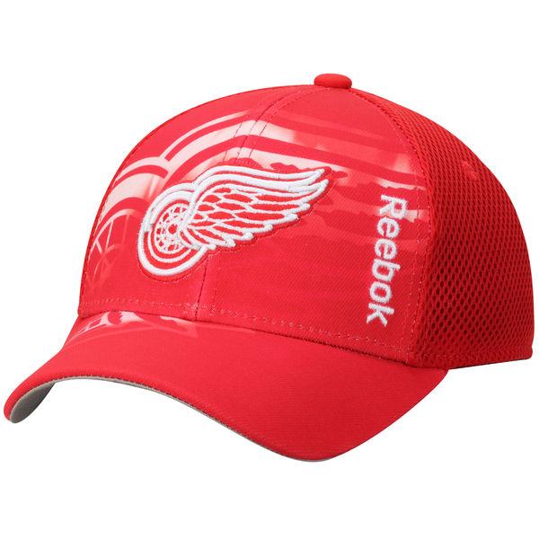 Reebok Kšiltovka Detroit Red Wings Structured 2nd Season Distribuce: EU