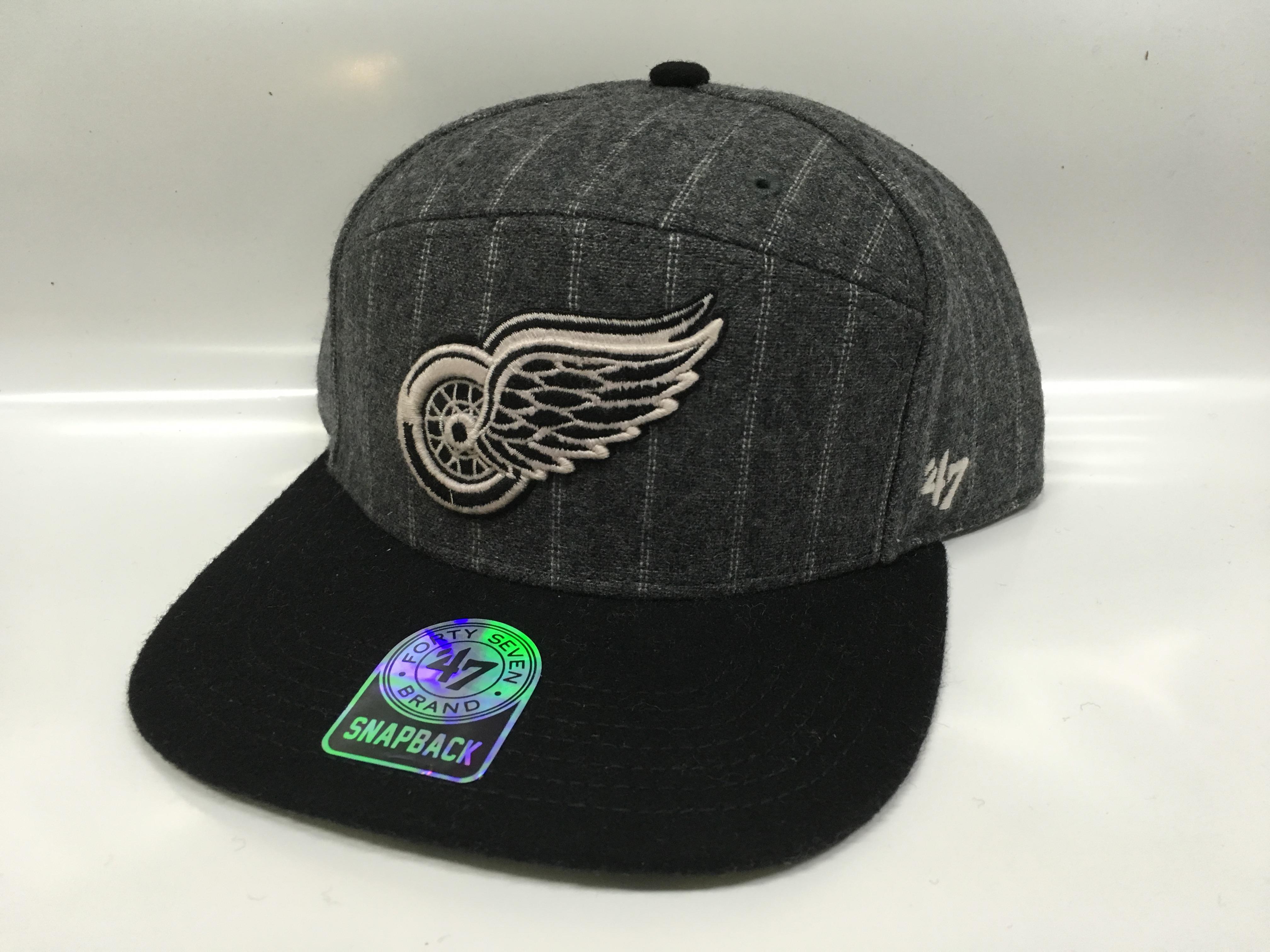'47 Brand Kšiltovka Detroit Red Wings Adro Snapback