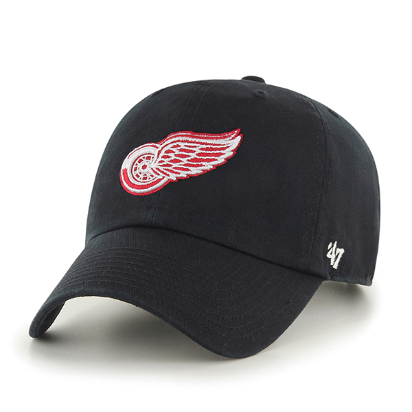 '47 Brand Kšiltovka Detroit Red Wings 47 Clean Up